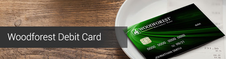 Woodforest Debit Card