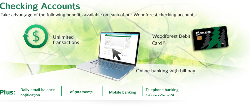 loans woodforest bank personal