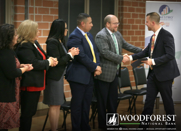 Woodforest Foundry Cohort Graduate