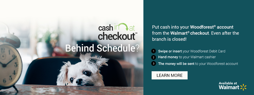 Learn more about Cash in At Checkout